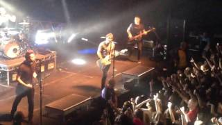 All Time Low - Lost in Stereo - Cardiff Uni 11.03.17