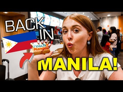 Arriving In MANILA Philippines! Why We Love It Here
