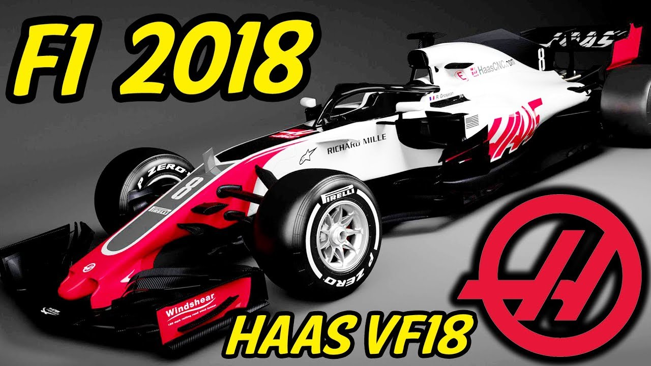 f1 haas vf18 analysis lets talk f1 2018 youtube. Black Bedroom Furniture Sets. Home Design Ideas