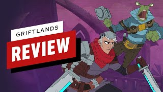 Griftlands Review (Video Game Video Review)