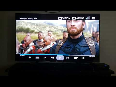 Sony X900F Movie settings review
