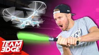 Drone Baseball Challenge!!