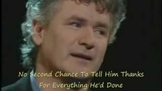John McDermott - The Old Man (With Lyrics)