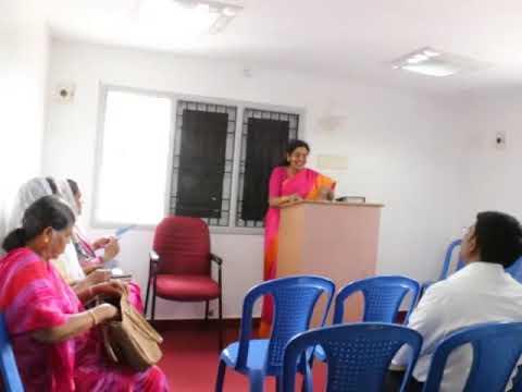 Session 1 - Divine Healing Technician Training - Dec 19, 2017, Chennai