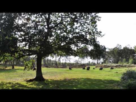"Hymn to the ""Nine Ladies"" Stone Circle - Peak District, Derbyshire, England"