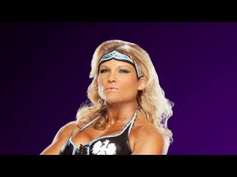 Beth Phoenix Glam Slam Compilation!!