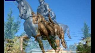 Statue of Alexander the Great in Giannitsa