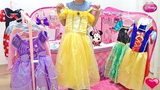 キッズテント ディズニープリンセス ドレス屋さん / Disney Princess Boutique , The Pop Up 3D Playscape