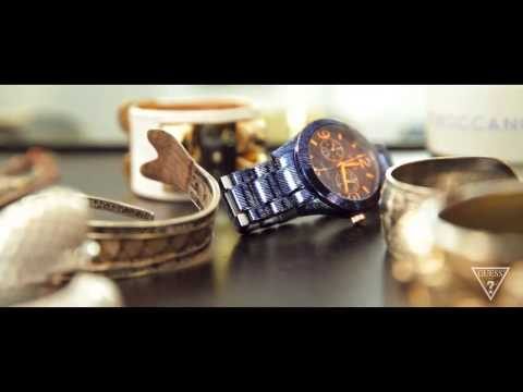 GUESS -The Marcy Stop Style Story of Gold Watches