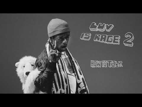Lil Uzi Vert - How To Talk(Clean)(Audio)