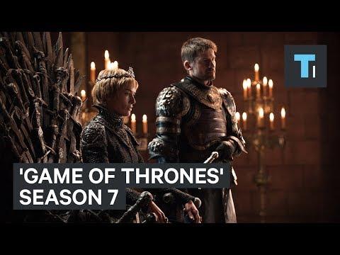 Everything we know so far about season 7 of 'Game of Thrones'