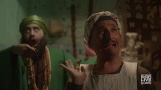 الملبوس و الشيخ - SNL بالعربي