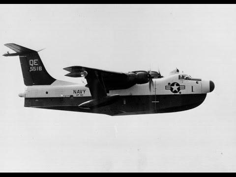U.S. Navy Martin P5M-2 Marlin, crashed 01/01/1959