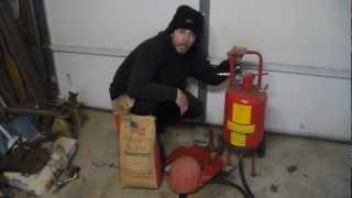 Abrasive Blaster 5-Gallon