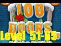 100 Doors to paradise - Level  51 - 65 - 100 дверей в рай - побег комнаты