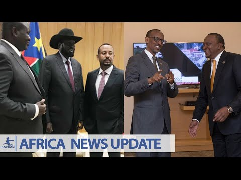 Africa Forges Peace With Massive Peace & Unity Deals