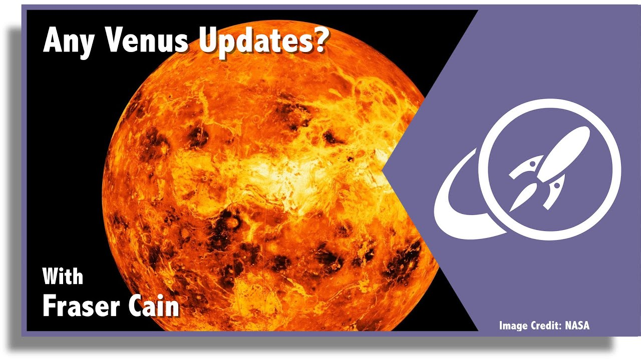 Open Space 91: Any Updates on Venus? And More...