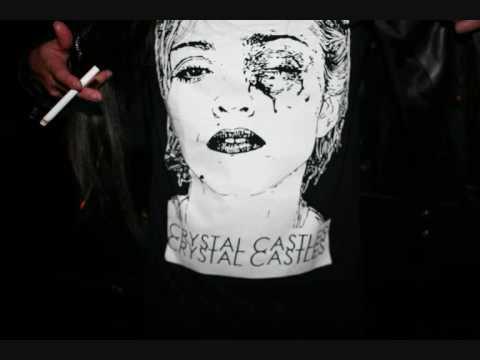 Doe Deer - Crystal Castles (2010, Lyrics)