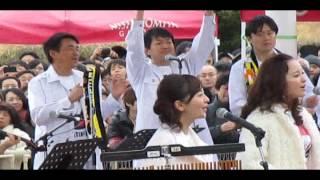 2014/01/26 阪急西宮ガーデンズ す・またん!バンド 時間旅行(ラスト曲...