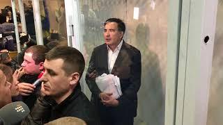 #Kyiv #Ukraine #Saakashvili arrested #Saakashvili in custody in court #Press Statement