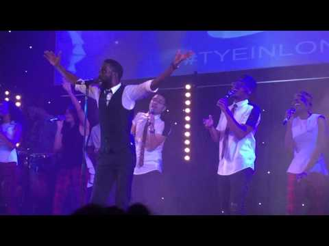 "Tye Tribbett ""everything"" Live At Potters House Camberwell 12th Dec 2015"