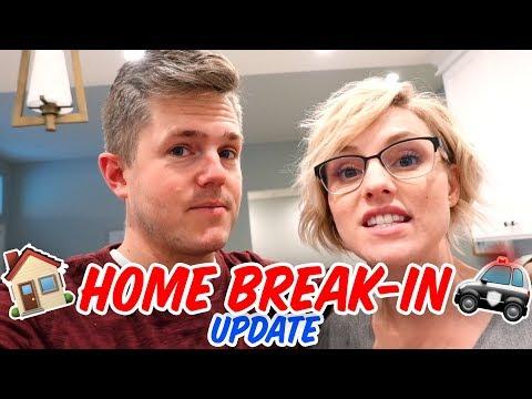 Home BREAK IN Update | Ellie And Jared