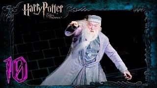 Гарри Поттер и Орден Феникса прохождение на геймпаде часть 10 Делаем разные пакости