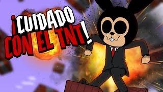 ROBLOX: ¡CUIDADO CON EL TNT! | TNT Rush