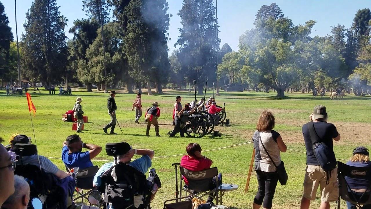 Civil War Reenactment 10/21/2018 Kearney Park