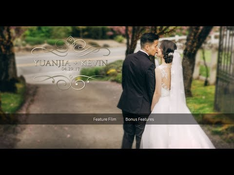 Kevin & Yuanjia Seattle Wedding Feature Film | April 29, 2017