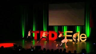 Tricking Performance   NesaRu   TEDxEde