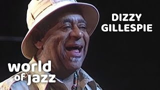 Dizzy Gillespie in concert at the North Sea Jazz Festival • ...