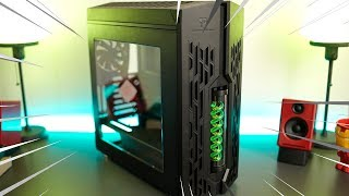 PC Gamer Barato (R$1300) Roda TUDO e pra EDIÇÃO - Orçamento 2017