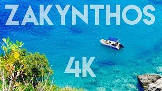 Beautiful Zakynthos, Greece 2016 - Shot on iPhone 6s Plus (4K)