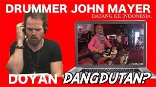 Download lagu DRUMMER JOHN MAYER DOYAN DANGDUTAN?? - PART 2