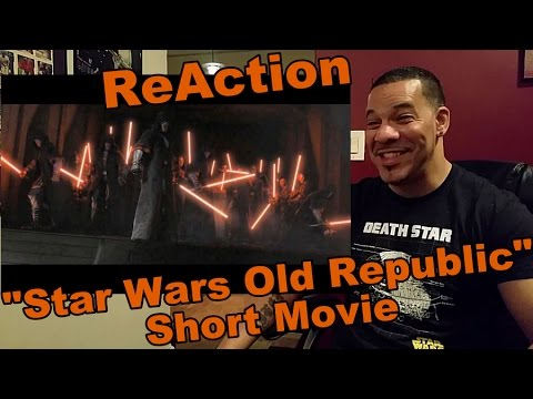 Star Wars Old Republic Short Movie ReAction