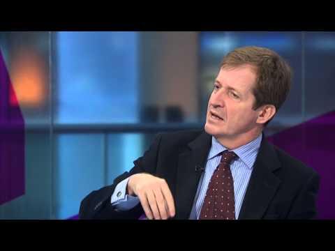 'He's terrified of debate' - Alastair Campbell on Paul Dacre