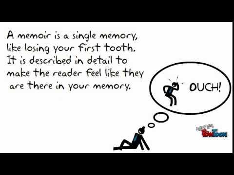 memoir & autobiography