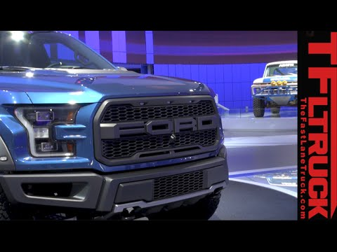 2017 Ford Raptor Off-Road Pickup: Almost Everything You Ever Wanted to ...