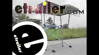 Manufacturer Review Of The Camco Deluxe Folding Grill Stand - Etrailer.com