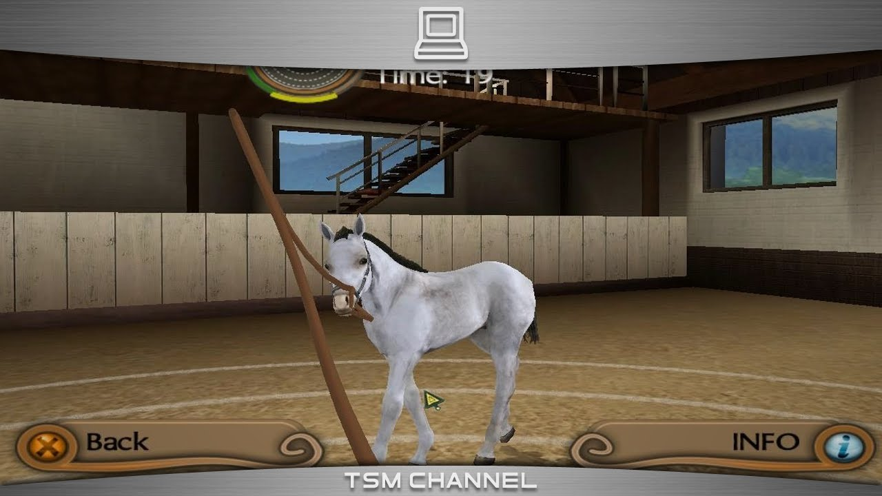horse login games