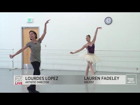 Miami City Ballet - World Ballet Day 2016 Livestream