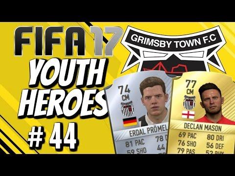 FIFA 17 Grimsby Town Career Mode - #44 - THE POLITICIAN'S SON