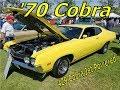 Nearly Perfect 1970 Cobra Torino 429 Cobra Jet @Fabulous Fords Forever 2018
