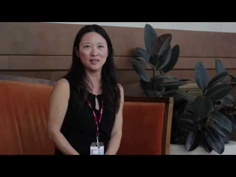 Huiping Zhang, wintranslation, at WEConnect International Day 2016