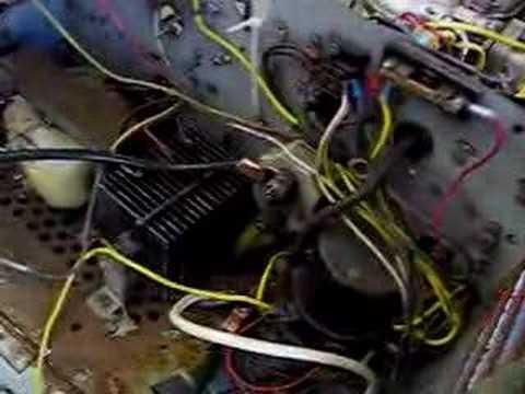 redneck engine starting   welder youtube