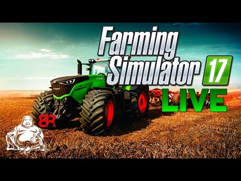 COUNTRY BOY CAN SURVIVE!◆FARMING SIMULATOR 17 LIVE STREAM◆FS17 GAME PLAY◆