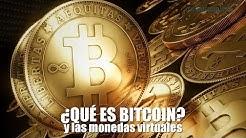 ¿Qué es Bitcoin? Y las monedas virtuales (en Español)