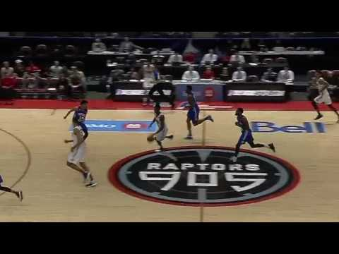 Game Highlights: Delaware 87ers at Raptors 905 - January 28, 2017