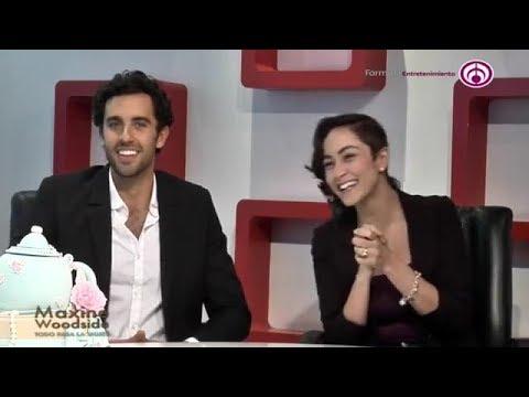 Laura Vignatti y José Pablo Minor en Todo Para La Mujer / Radio Fórmula con Maxine Wood